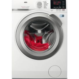 Aeg L6FBG142R 6000 Series Washing Machine 10kg 1400 Spin Display model slight scratches.
