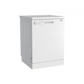 Beko DFN05320W Standard Dishwasher - White