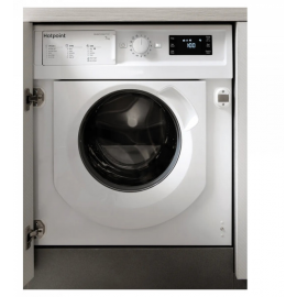 Hotpoint BIWMHG71483UKN 7kg 1400rpm Built-In Washing Machine