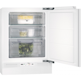 AEG ABE682F1NF Fully Integrated Frost Free Freezer