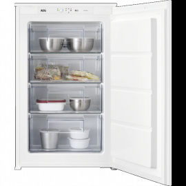AEG ABE688E1LS Integrated Low Frost Freezer