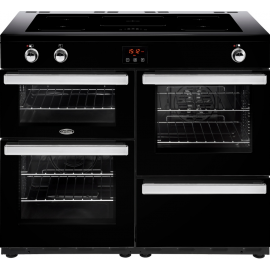 BELLING Cook Centre 110EI 444444104 Black