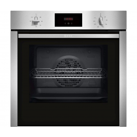 NEFF N 30, BUILT-IN OVEN, 60 X 60 CM, STAINLESS STEEL B3CCC0AN0B