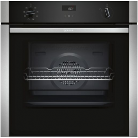 Neff B4ACF1AN0B Built In Single Electric Slide & Hide Oven