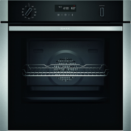 NEFF B4ACM5HH0B Built In Single Oven Electric - Stainless Steel