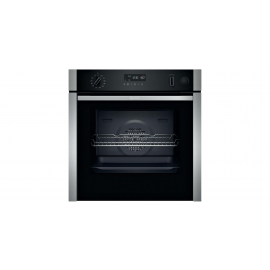 NEFF B4AVH1AH0B Built In Single Oven Electric - Stainless Steel