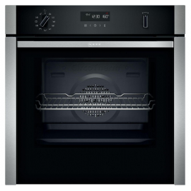 NEFF B5ACH7AH0B Built In Single Oven Electric - Stainless Steel