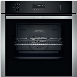 Neff B6ACH7HH0B Built-In Electric Pyrolytic Oven in St/Steel