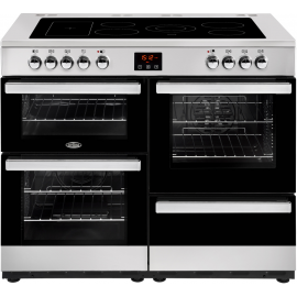 BELLING CookCentre 110E 444444097 Stainless Steel