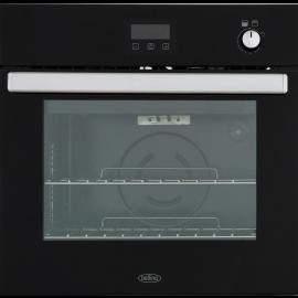 Belling BI602GBLK Built In Single Gas Oven Black