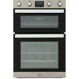 Belling BI902MFCT Built In Double Electric Oven