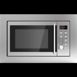 Teknix BIM20DSS 20L S/Steel Built In Microwave