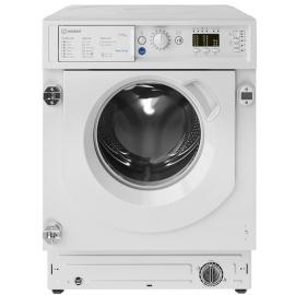 Indesit, BIWDIL75125UKN, Built In Washer Dryer