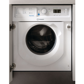 Indesit BIWDIL7125 UK Integrated Washer Dryer