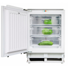 IceKing BU300 Under Counter Freezer White