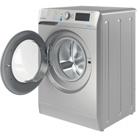 INDESIT Freestanding Innex Washer BWE71452SUKN 7kg 1400spin Silver Push Go(DISPLAY MODEL)