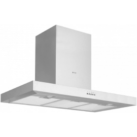 Caple BXC910 90cm Box Chimney Hood Stainless Steel