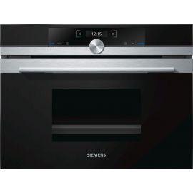 Siemens iQ700 Compact Steam Oven CD634GBS1