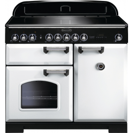 Rangemaster Classic Deluxe 100 Electric (Induction) CDL100EIWH/C
