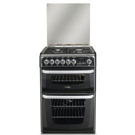 Cannon CH60DHKF Dual Fuel Cooker with Double Oven