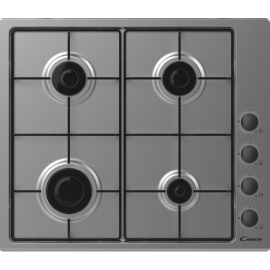 Candy CHW6LBX Gas Hob Stainless Steel