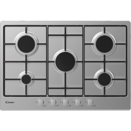 CANDY CHW7X Gas Hob Stainless Steel
