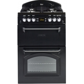 LEISURE CLA60GAK 60 cm Gas Cooker - Black