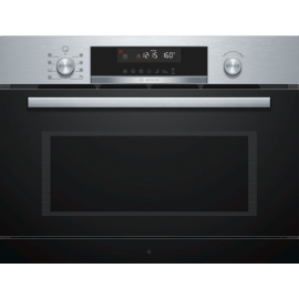 Bosch Series 6 CPA565GS0B Built In Combination Microwave With Steam Function
