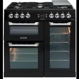 Leisure Cuisinemaster CS90F530K 90cm Dual Fuel Range Cooker DISPLAY MODEL