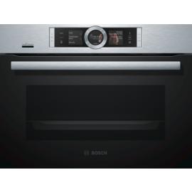 Bosch Series | 8 Compact Steam Oven CSG656BS6B