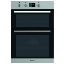 Hotpoint DD2540IX 116L Built-In Electric Double Oven