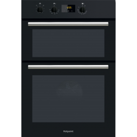 HOTPOINT DD2540BL Built-in Oven - Black