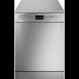 Smeg DF13EF2X 60cm Freestanding Full Size Dishwasher Stainless Steel