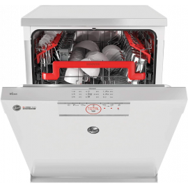 HOOVER HSF5E3DFW-80 60 CM DISHWASHER (WHITE)