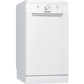 Indesit DSFE1B10 Freestanding Slimline Dishwasher