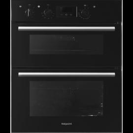 Hotpoint DU2540BL Double Built Under Electric Oven