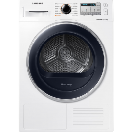 Samsung DV80M5013QW/EU DV5000 Heat Pump Tumble Dryer 8Kg
