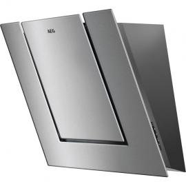 AEG DVB4550M 55cm Stainless Steel Wall Angled Hood