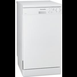 Montpellier DW1065W Freestanding Slimline Dishwasher