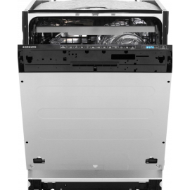 Samsung DW60M9550BB Fully Integrated 60cm Dishwasher With Waterwall Technology