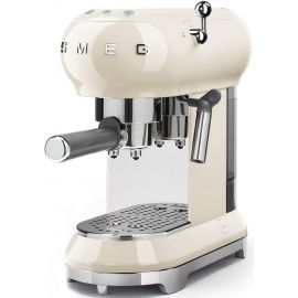 Smeg Retro Style Coffee Machine ECF01CRUK