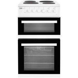 Beko 50cm Electric Cooker EDP503W