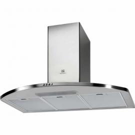Electrolux EFC90400X 90cm Curved Chimney Hood(DISPLAY MODEL)