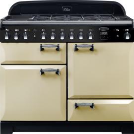Rangemaster Elan Deluxe 110 Dual Fuel Cream ELA110DFFCR/