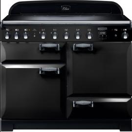 Rangemaster Elan Deluxe 110 Electric Induction Black ELA110EIBL/