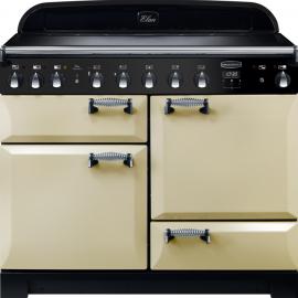 Rangemaster Elan Deluxe 110 Electric Induction Cream ELA110EICR/