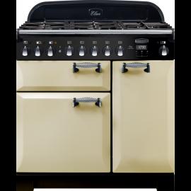 Rangemaster Elan Deluxe 90 Dual Fuel Cream ELA90DFFCR/