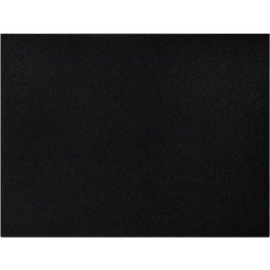 Rangemaster ELTSP110MG - 110cm Elite Metallic Black Glass Splashback 69240
