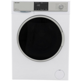 Sharp A rated Washer Dryer White ES-HDB8647W0(DISPLAY MODEL)
