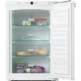 Miele Built-In Freezer With VarioRoom And Four Freezer Drawers F32202I